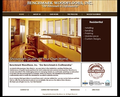 Benchmark Woodfloors