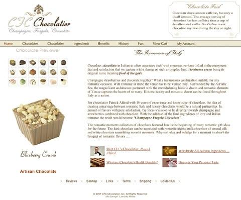 CFC Chocolatier