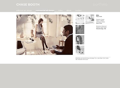 Chase Booth Designs