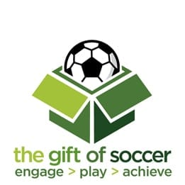 The Gift of Soccer Logo