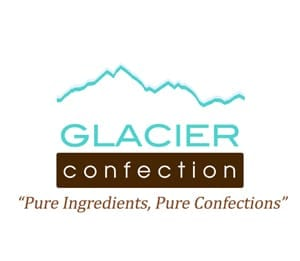 Glacier Confection Artisan Chocolates Logo