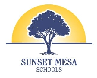 Sunset Mesa Schools Logo
