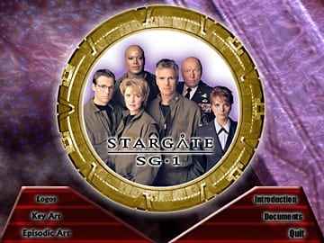 Stargate SG-1 Section Interface