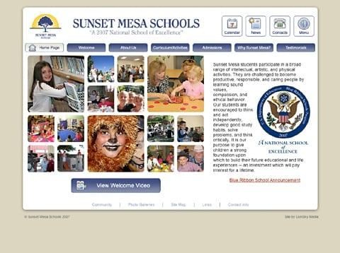 Sunset Mesa Schools