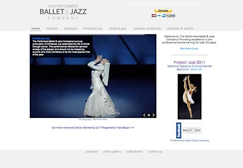 NM Performers Ballet and Jazz Company