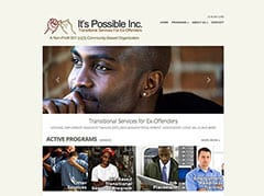 Web Design It's Possible Inc., Transitional Services