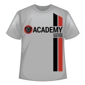 Albuquerque Academy Soccer Shirt 2015