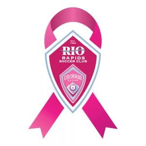 Rio Rapids Soccer Club Breast Cancer