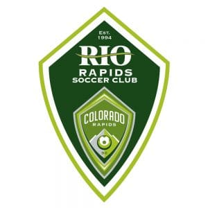 Rio Rapids Soccer Club - Green