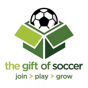 The Gift of Soccer - Color