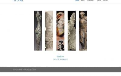 Santa Fe Sculptor – Ed Smida Launches Website