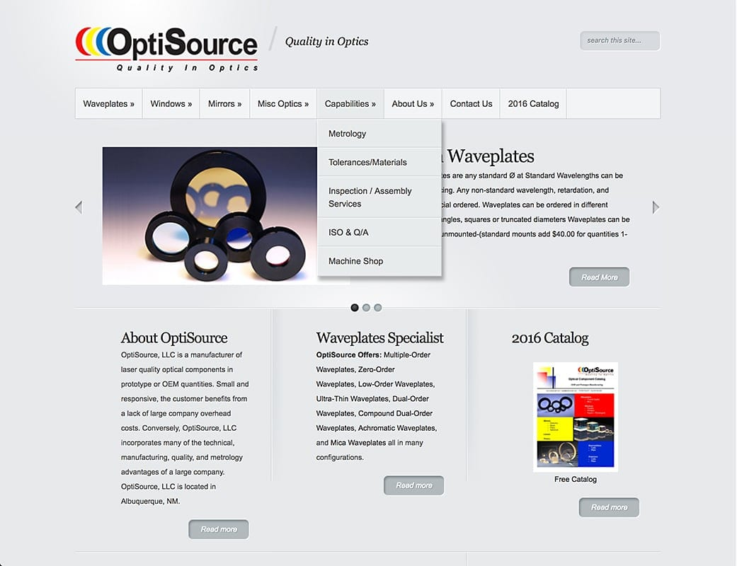 OptiSource - Website Design | Maintenance | Hosting | SEO