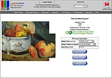 Fine Art Collection with Reproductions available on Fine Art Paper or Stretched Canvas.
