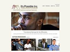 Web Design It's Possible Inc., Transitional Services