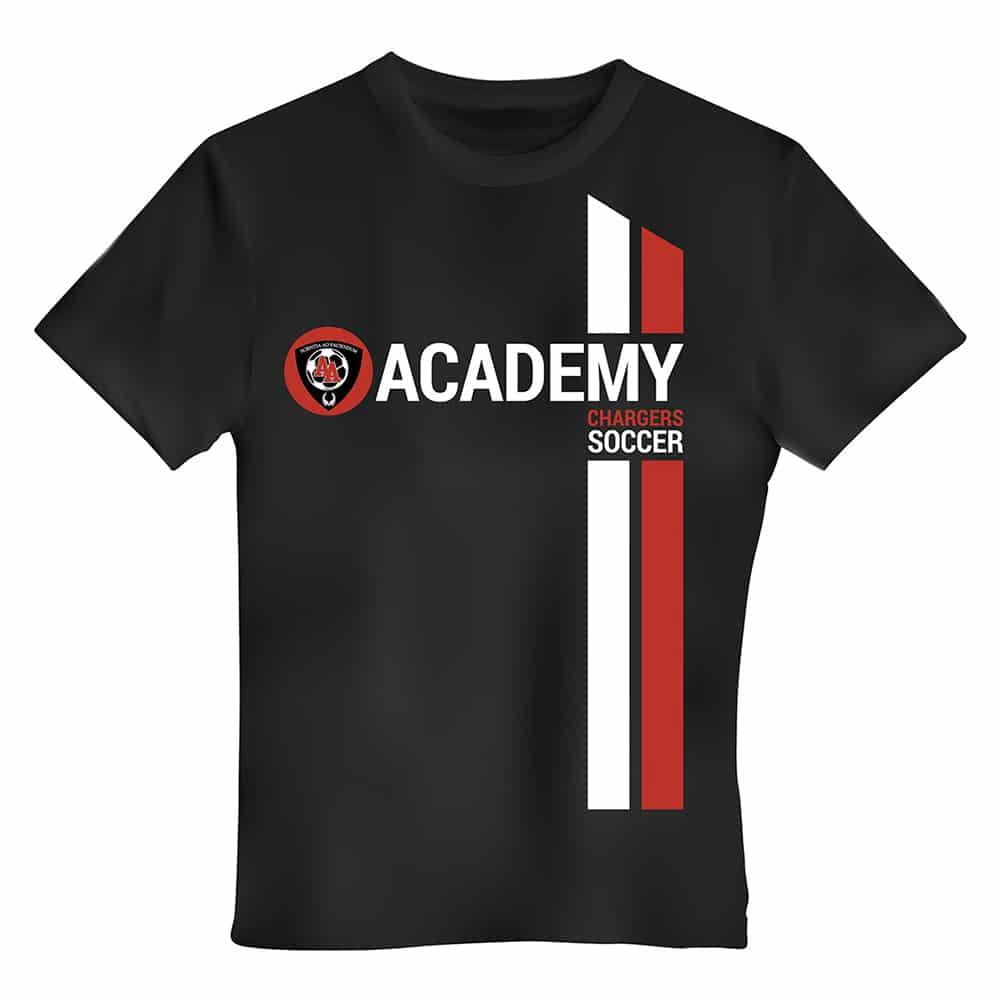 Albuquerque Academy Soccer Shirt 2016