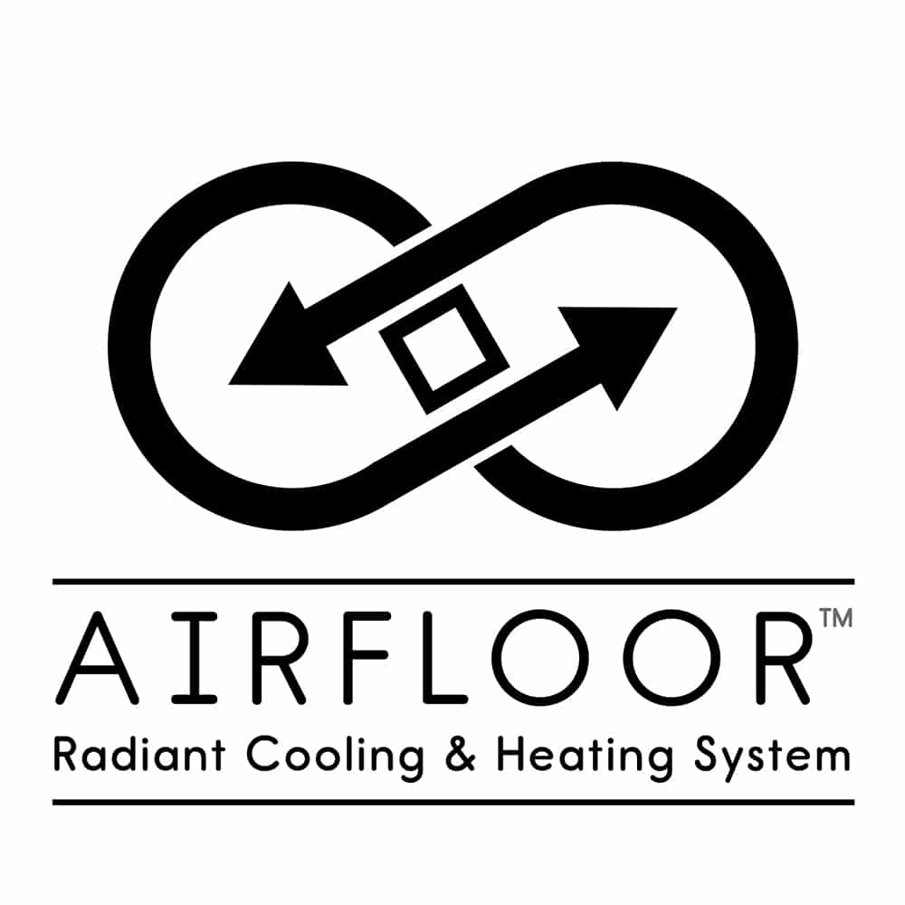 AirFloor™ - Black and White