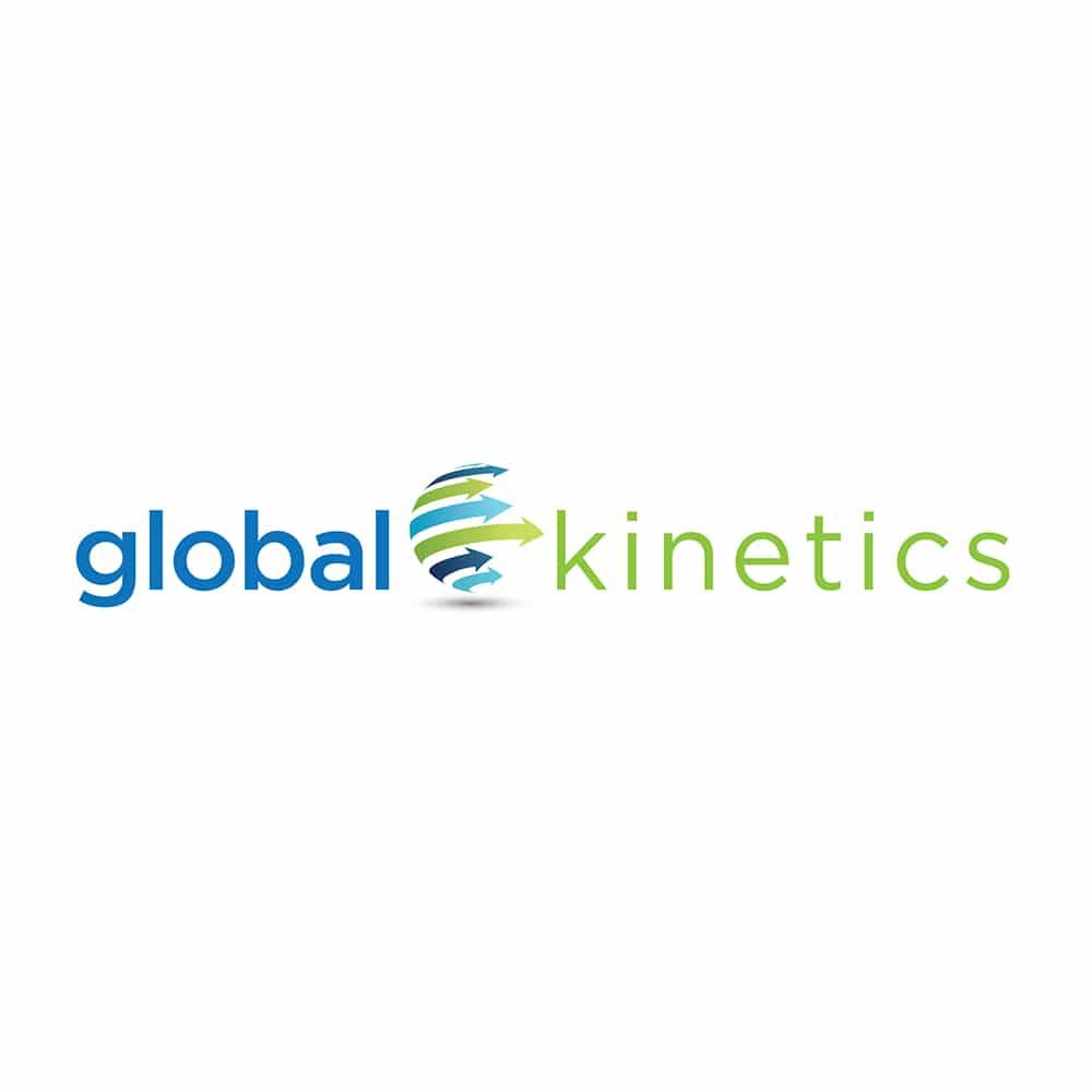 Logo Design Samples 15 LionSky Logo Global Kinetics 1