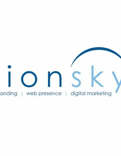 LionSky on White