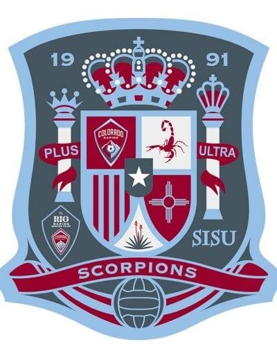 Rio Rapids SC Scorpions Team