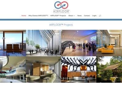 AirFloor - Website Design | Maintenance | Hosting | SEO