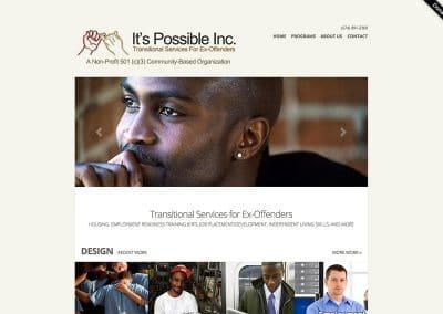 Its Possible - Website Design | Maintenance | Hosting