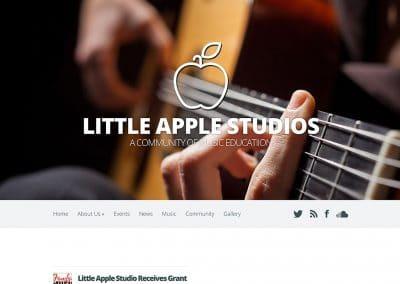 Little Apple Studios - Website Design | Maintenance | Hosting