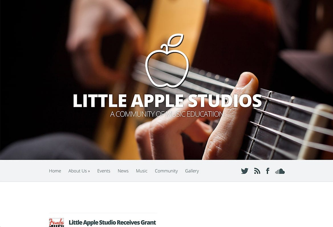Little Apple Studios - Website Design | Maintenance | Hosting