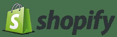 ecommerce website 2 Shopify Logo 400wide