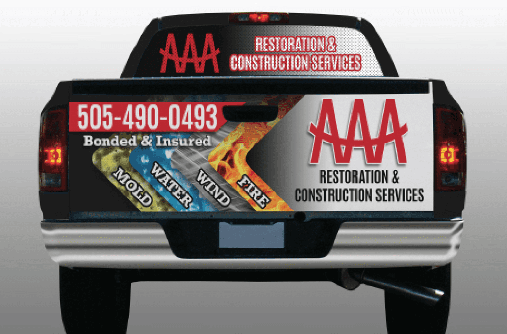 Congratulations AAA Restoration & Construction Services – Website Launch!
