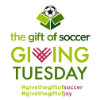 The Gift of Soccer Giving Tuesday LIonSky Social Media Graphic