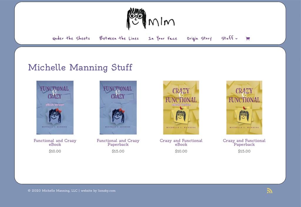 Client Websites 38 Michelle Manning 2 1024x705 1