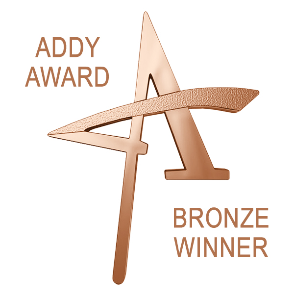 Home 46 LionSky Bronze Addy Award 2021